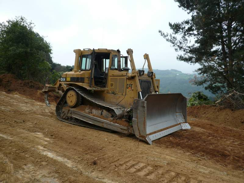 Bulldozer Caterpillar DH 6 I
