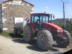 Tractor Same Silver 130 - Cuba